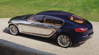 bugatti 16c galibier concept 2009, ����������, bugatti, galibier, 16c, 2009, concept