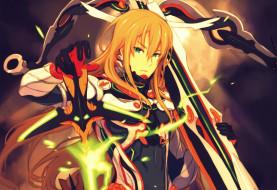 аниме, kaku-san-sei million arthur, парень