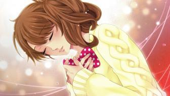 аниме, brothers conflict, девушка