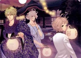 аниме, brothers conflict, парни