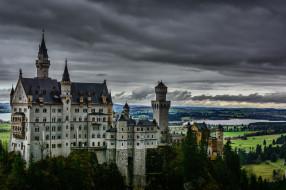 neuschwanstein castle, ������, ����� ������������ , ��������, �����