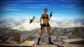 3� �������, �������� , fantasy, lara, croft, ���, ������, �������