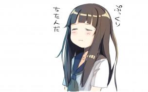 обои для рабочего стола 1920x1200 аниме, hyouka, девочка