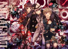 аниме, noragami, персонажи
