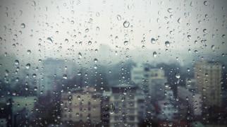 raindrops, разное, капли,  брызги,  всплески, стекло, дождь