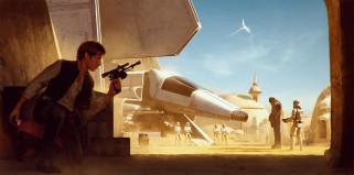 Chewbacca, stormtrooper, star wars, han solo, chewie, Harrison Ford