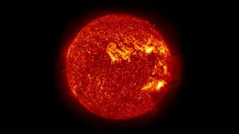солнце, космос, земля
