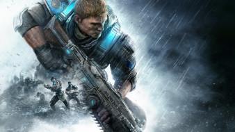 action, шутер, Gears of War 4