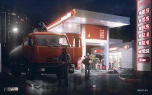 боевик, action, шутер, Escape from Tarkov