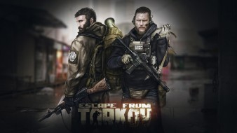 боевик, action, шутер, Escape from Tarkov