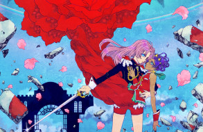 аниме, revolutionary girl utena, revolutionary, girl, utena