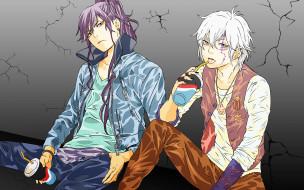 gray-man, аниме,  gray-man, персонаж