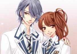 аниме, brothers conflict, пара