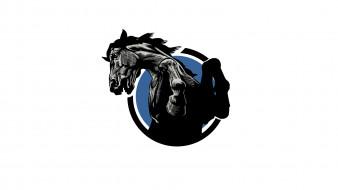 рисованное, минимализм, лошадь, конь, копыта