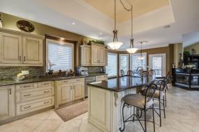 интерьер, кухня, комната, мебель