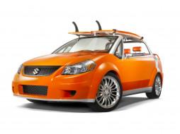 2007-Suzuki-Makai-Concept обои для рабочего стола 1920x1440 2007, suzuki, makai, concept, автомобили