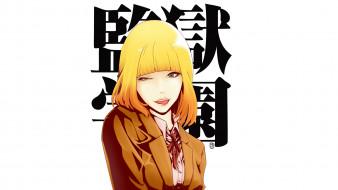 аниме, prison school, prison, school