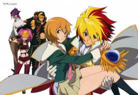 аниме, star driver, персонажи