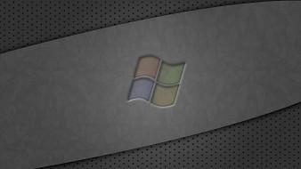 компьютеры, windows xp, фон, логотип