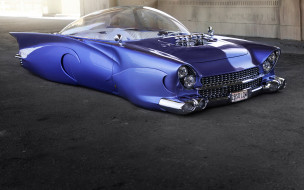 1955-ford-beatnik-bubbletop, автомобили, ford