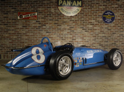 1960 watson offenhauser indy 500 roadster, автомобили, -unsort, indy