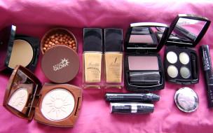 бренды, avon, наборы, тушь, тени, пудра, косметика