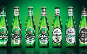 обои для рабочего стола 1920x1200 бренды, carlsberg, сорта, пиво