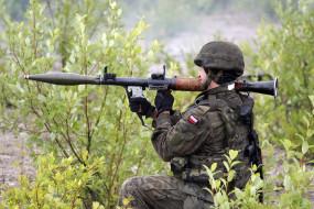 оружие, Polish Army, солдат