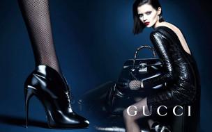 бренды, gucci, сумка, девушка, ботиночки