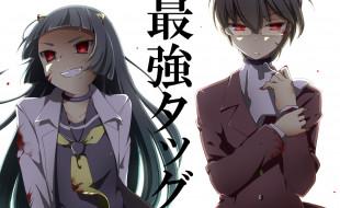 Kami nomi zo Shiru Sekai обои для рабочего стола 1920x1179 kami nomi zo shiru sekai, аниме, взгляд, девушка, фон