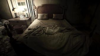 Resident Evil 7 обои для рабочего стола 1920x1080 resident evil 7, видео игры, спальня