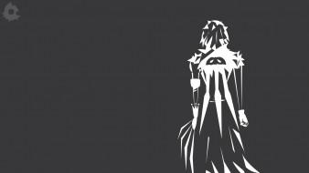 аниме,  gray-man, силуэт
