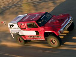 Hummer, H3, Race Truck, Concept, 2005, джип, внедорожник