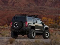 Hummer, Concept, 2009, внедорожник, джип, Moab, H3