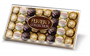 бренды, ferrero rocher, коробка, конфеты, ассорти