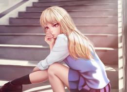 аниме, sakurasou no pet na kanojo, девушка