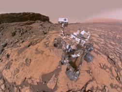 Марс, марсоход, Curiosity, Кьюриосити