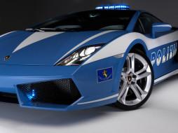 Lamborghini Gallardo LP560-4 (2009) обои для рабочего стола 1280x960 lamborghini, gallardo, lp560, 2009, автомобили, полиция