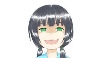 аниме, relife, девушка, фон, взгляд