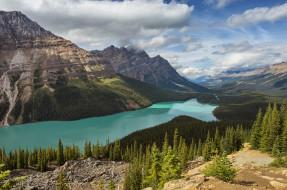 обои для рабочего стола 2048x1356 природа, реки, озера, река, лес, горы