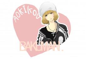 обои для рабочего стола 2048x1420 аниме, bakuman, aok, yuriko
