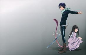 аниме, noragami, персонаж