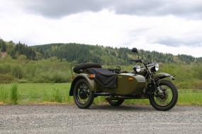 мотоцикл, Урал