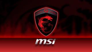 бренды, msi, фон, логотип