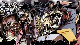 аниме, darkstalkers, anita, lilith, succubus, morrigan