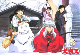 inuyasha, аниме, персонажи