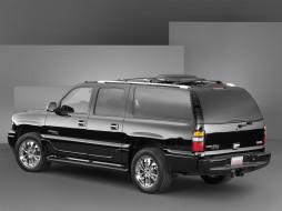 GMC Yukon XL Denali Limited Edition Concept 2004 обои для рабочего стола 2048x1536 gmc yukon xl denali limited edition concept 2004, автомобили, gm-gmc, denali, xl, gmc, yukon, 2004, concept, edition, limited