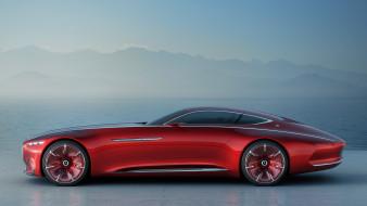 mercedes-maybach 6 concept 2016, автомобили, mercedes-benz, concept, 6, mercedes-maybach, 2016