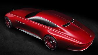 mercedes-maybach 6 concept 2016, автомобили, 3д, mercedes-maybach, 2016, concept, 6