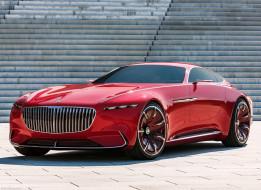 mercedes-maybach 6 concept-2016, автомобили, mercedes-benz, 2016, mercedes-maybach, concept, 6